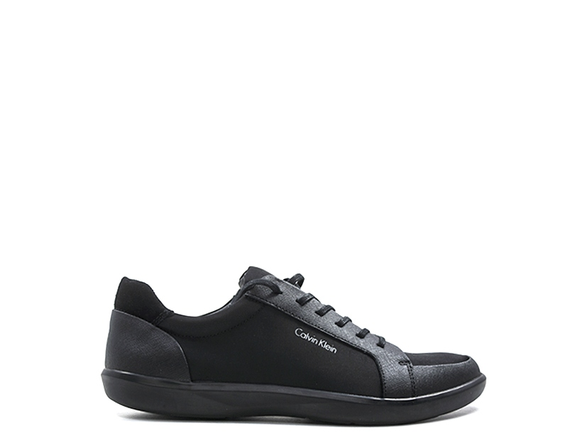 816617b19acd Shoes CALVIN KLEIN Man Sneakers trendy NERO Fabric