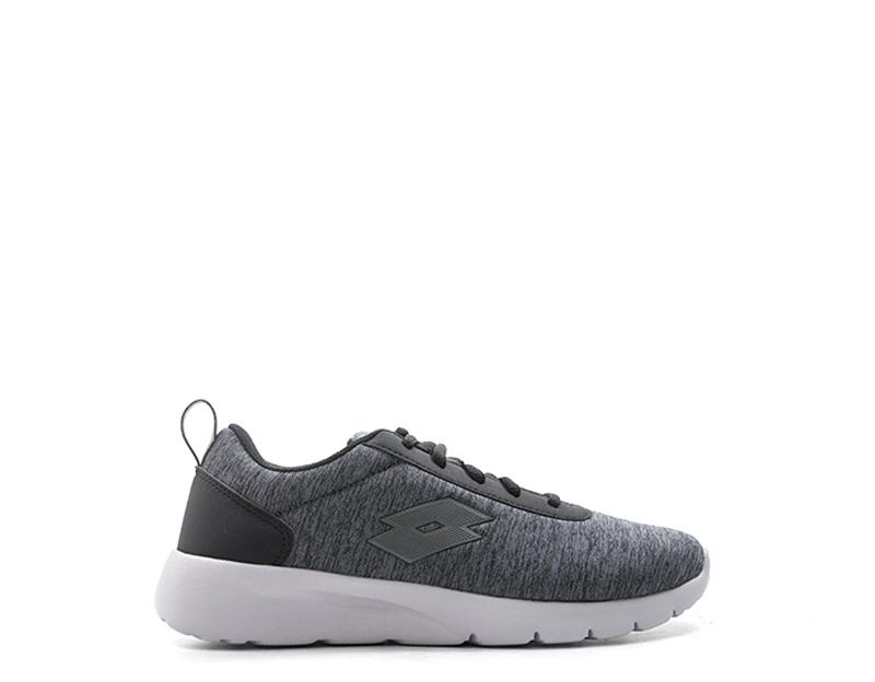 Schuhes  LOTTO Woman GRIGIO Fabric,PU T6314     Schuhes b0c9b0